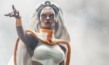 SOLD Sideshow Exclusive WHITE STORM Premium Format #019/150 Marvel X-Men READ!!!!