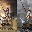 Athena Premium Format Statue by ARH Studios Rare! Read