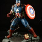 The Last Man Standing : Captain America by Salt and Pepper