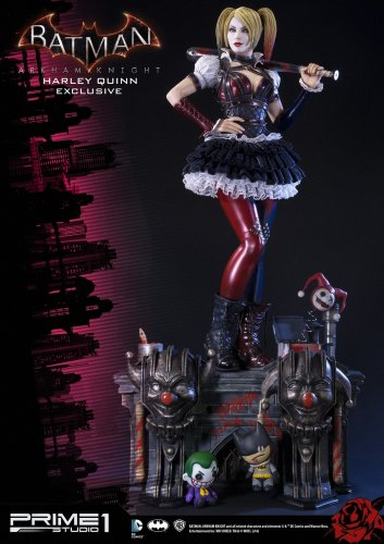 Sideshow Prime 1 Studio Harley Quinn 1:3 Exclusive