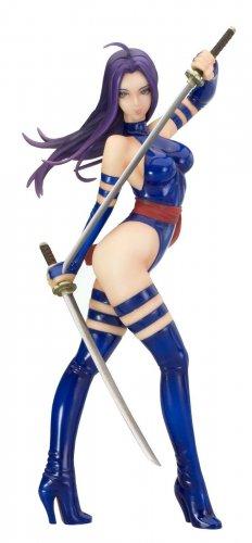bishoujo psylocke kotobukiya figure X-Men