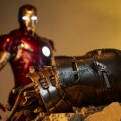 Iron Man Mark III Maquette by Sideshow Collectibles Iron Man