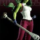 Sideshow She-Hulk Premium Format EXCLUSIVE !!!!