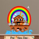Noah's Ark Wall Decal Sticker - ec