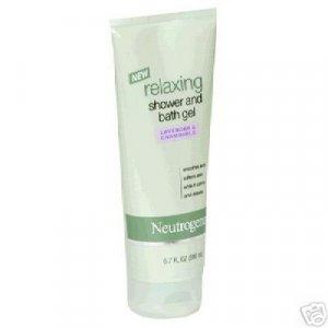 Neutrogena Relaxing Shower and Bath Gel Lavender 3 Pack