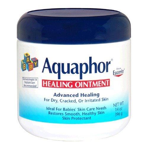 Aquaphor Healing Ointment 14 oz Jars (Pack of 2)