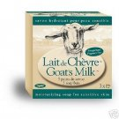 Canus Goat's Milk Fragrance Free Bar Soap 12 Bars