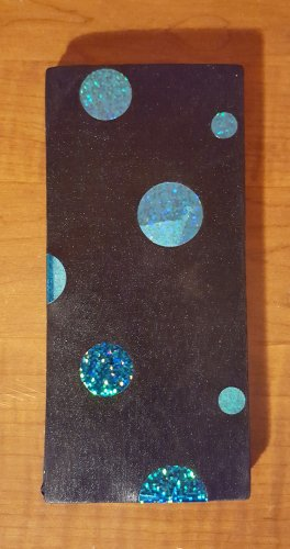 Blue Dots Magic Moneybook