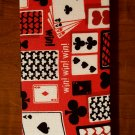 Playing Cards Magic Moneybook