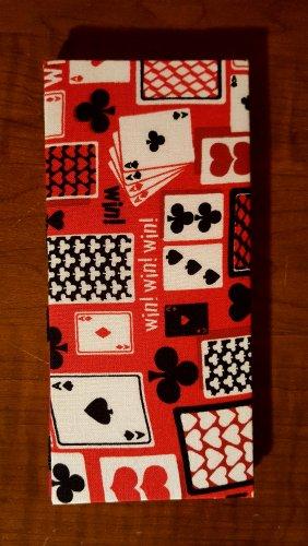 Playing Cards Magic Moneybook