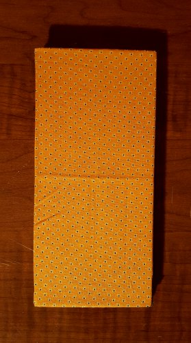 Yellow Dots Magic Moneybook