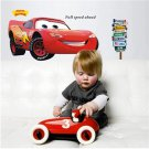 "Disney Pixar: Cars Lightning McQueen | 20"" x 43"" 3D Removable Wall Sticker/Decal"