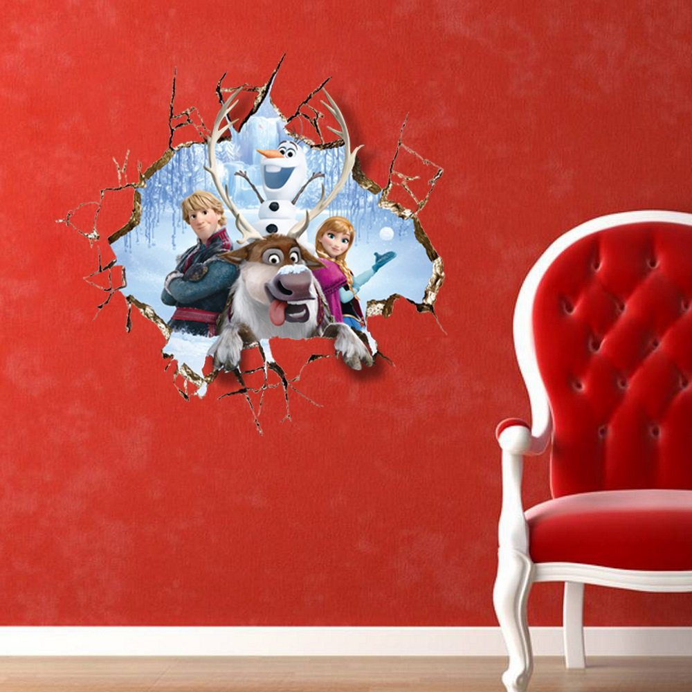 """Disney Frozen: Anna, Kristoff, Sven and Olaf 