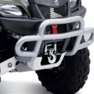 2008 King Quad 450 A-Arm/CV Joint Guards - Front Set