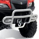 2008 king Quad 450 Winch Mount