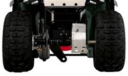 2008 Ozark 250 Rear Skid Plate