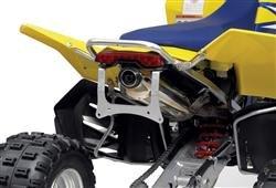 2008 QuadRacer R450 Rear Number Plate Bracket - '06+