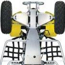 2008 QuadSport Z400 Full Length Aluminum Skid Plate