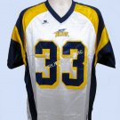 Toledo Rockets Replica Jersey - White - Adult Small (S)