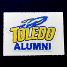 University of Toledo Embroidered Alumni Patch