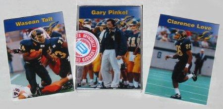 1995 Toledo Football Team Deck
