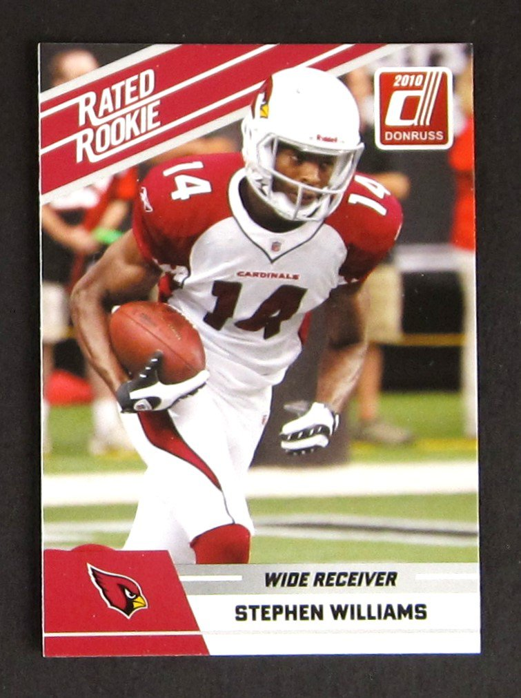 Stephen Williams 2010 Donruss Rated Rookie #92