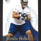 John Greco 2008 SP Authentic #139