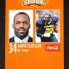 David Fluellen 2014 Senior Bowl card