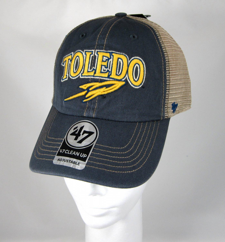 Toledo Athletic Logo Casual Adjustable cap
