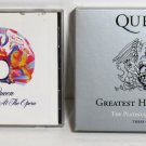 Queen Greatest HIts I II III Platinum Collec + Bonus A Night at the Opera 4 CDs