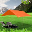 Portable Waterproof Tent Outdoor Camping Hiking Picnic Sunshade Shelter Canopy