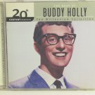Buddy Holly The BestOf The Millennium Collection 20thCentury Masters CD 12 traks