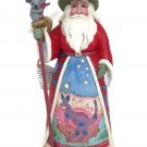 "An Outback Christmas Santa Australian Jim Shore 7"" inch G'Day Mate 4041070 NIB"