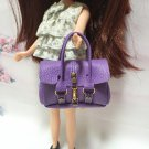 Purple Fashion Handbag for Blythe/Barbie/Pullip/Licca Doll