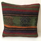 Turkish Anatolian Kilim Pillow