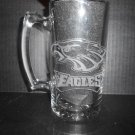 Hand-Etched Beer Mugs