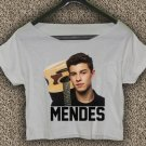 Shawn Mendes T-shirt Shawn Mendes Crop Top Shawn Mendes Crop Tee SM#01