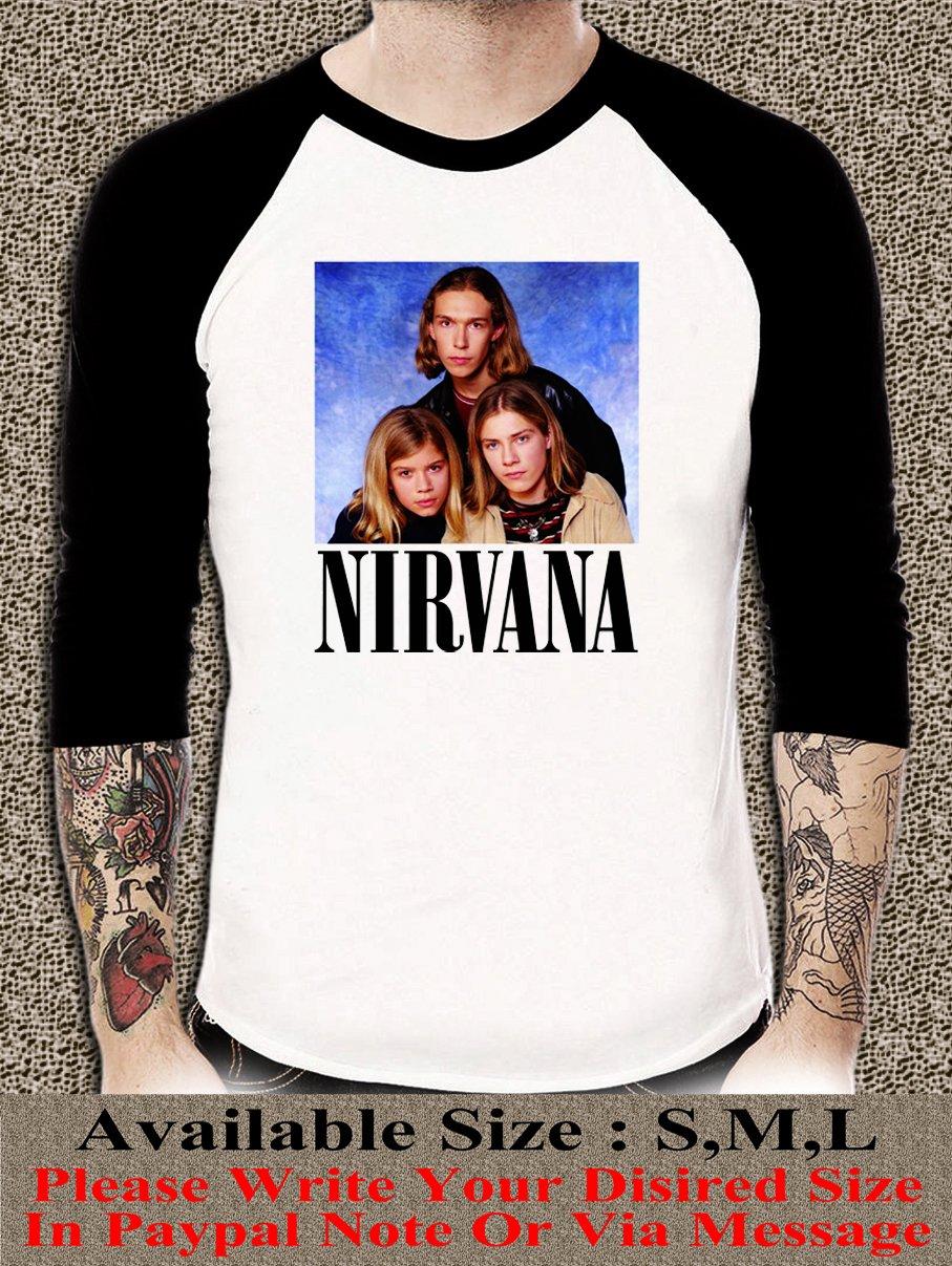Nirvana Hanson Shirt Nirvana Hanson Unisex Adults Tshirt Any Size NHR#001