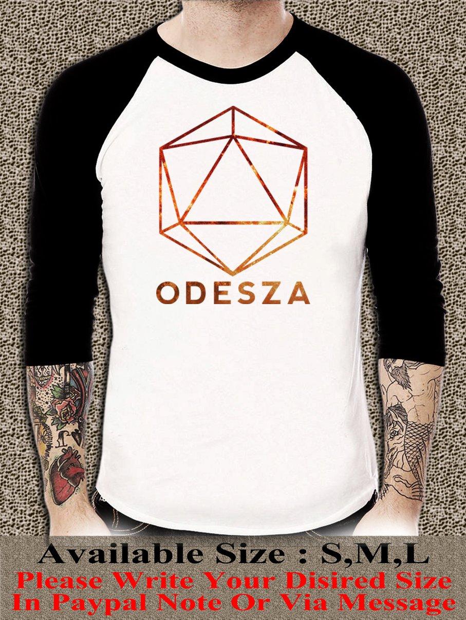 ODESZA Shirt ODESZA Unisex Adults Tshirt Any Size ODR#001