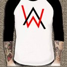 Electronic Music DJ Tee Divine Comedy Alan Walker Faded Logo Unisex Adults T-shirt AWR#02