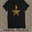 Hamilton American Musical Broadway T Shirt Size : S,M,L,XL,2XL HM01
