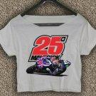 Maverick Vinales 25 Yamaha MotoGP T-shirt Maverick Vinales Crop Top Maverick Vinales Crop Tee #01