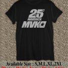 Maverick Vinales 25 Yamaha MotoGP T Shirt Size : S,M,L,XL,2XL MVK05