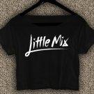 Little mix Tour 2017 T-shirt Little mix Tour 2017 Crop Top Little mix Crop Tee LM#07