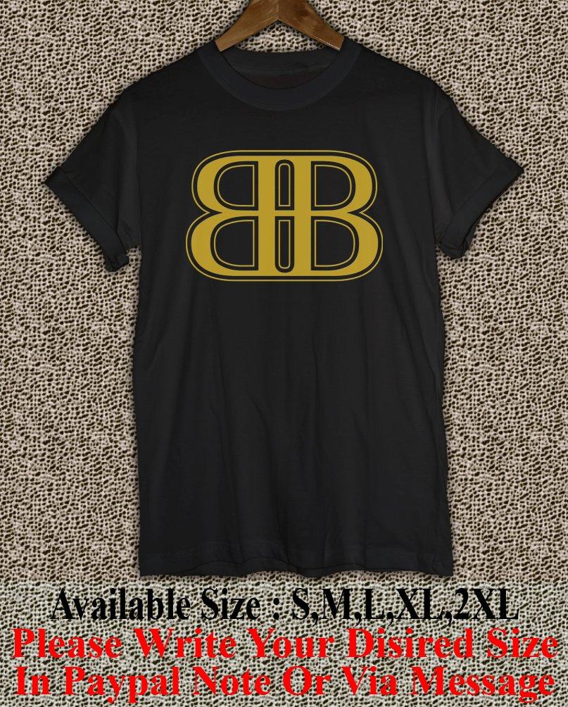 Rob & Big star Christopher Boykin' U.S. Navy Big Black UFC Logo Men's T-Shirt RB02