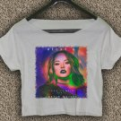 Becky G Mayores T-shirt Becky G Crop Top Becky G Mayores Crop Tee BG#03