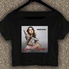 LAURA MARANO T-shirt LAURA MARANO Crop Top LAURA MARANO Boombox Crop Tee LM#01