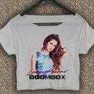 LAURA MARANO T-shirt LAURA MARANO Crop Top LAURA MARANO Boombox Crop Tee LM#03