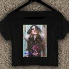 LAURA MARANO T-shirt LAURA MARANO Crop Top LAURA MARANO Boombox Crop Tee LM#04