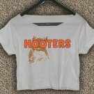Hooters Owl Boobs T-shirt Hooters Owl Boobs Crop Top Hooters Owl Boobs Crop Tee 2